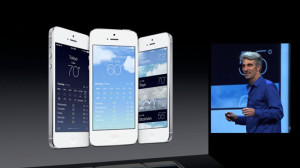 Presentazione iOS 7 della Apple allla Worldwide Developer Conference
