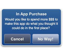Lìessenza degli acquisti in-app di Apple