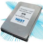 Western Digital Hard Disk da 6TB a basso consumo grazie all'elio