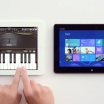 Tablet windows 8 a confronto con iPad Apple