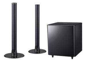 Soundbar per televisori ultra piatti