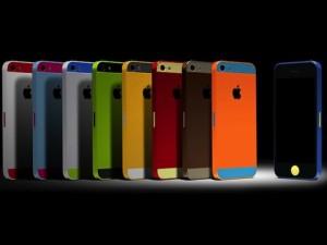 iPhone economico multicolore della Apple