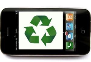 iphone ricicla vecchi cellulari per uno sconto sul nuovo modello