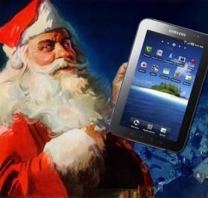 I Tablet iOS sono il dispositivo preferito per comprare i regali di Natale