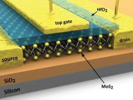 Nuovo materiale per transistor migliore di silicio e grafene