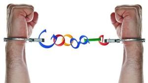 Google in manette